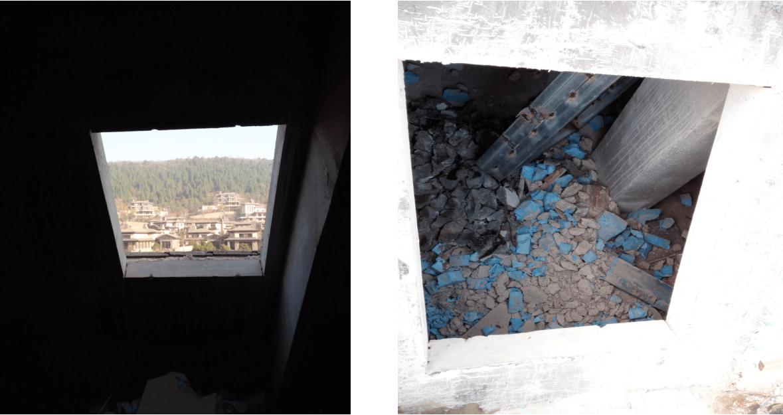 武汉阁楼天窗安装过程2